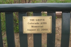 Grove Bench